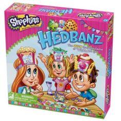 Shopkins Hedbanz Game by Cardinal