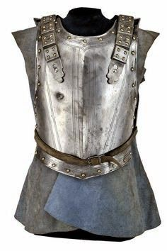 """Delpérier, """" Only the breastplate was proofed. Out of a group of 100, twenty sub-groups of 5 each were organised by order of weight. The lightest breastplates of the first sub-group were each subjected to the impact of three bullets fired at the middle of the breastplate from a distance of 40m. The group would only be accepted if the first three withstood this: it was required that the breastplate was not pierced by any of the three bullets, and that no more than one of them tore it."""""""