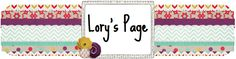 Lory's Page