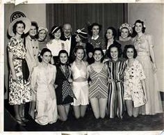 What Real People Wore- 1930s Fashion Show   Wearing History