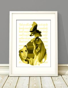 Our most popular item! You will not find anything else like this on Etsy, this is the ORIGINAL silhouette art with lyrics and the background in