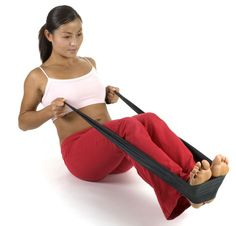 4 Ab Exercises With Resistance Bands To Blast Belly Fat & Get Flat Abs   Best Workout Plans For Women