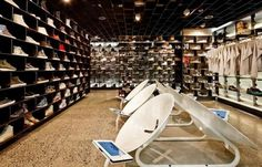 Sneakerboy Melbourne's Online Physical Store Has You Try, Then Buy Via Web #business trendhunter.com