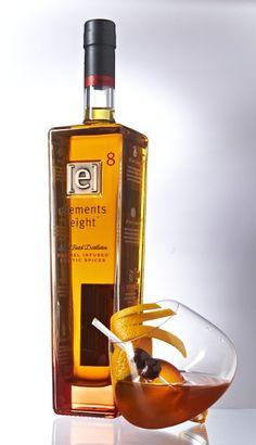 Elements 8 Creates Spiced Rum