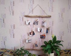 Boho bedroom decor, driftwood jewelry stand, boho jewelry organizer, key holder for wall Boho Dorm Room, Boho Bedroom Decor, Nursery Wall Decor, Baby Room Decor, Bedroom Wall, Bed Runner, Driftwood Wall Art, Driftwood Jewelry, Wooden Jewelry