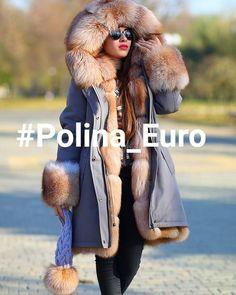 Зимние куртки парки обладают широкими возможностями. Стоит отметить, что их можно носить при любой температуре окружающего воздуха. Они прекрасно согревают даже при минус 50 градусов по Цельсию. отвечу на Твои вопросы @Polina_EuroMiX #парка #меховаяпарка #паркаизмеха #паркасмехом #пальтосмехом #euroMix #Polina_Euro #russia