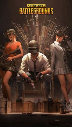 PUBG Helmet Guy With Girls Playerunknown's Battlegrounds Free Ultra HD Mobile Wallpaper - This is Pubg Wallpapers Android, Iphone 7 Plus Wallpaper, Mobile Wallpaper Android, Hd Wallpapers For Mobile, Full Hd Wallpaper, Gaming Wallpapers, Wallpaper Downloads, Iphone Mobile, Girl Wallpaper