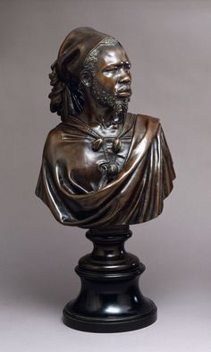 Charles-Henry-Joseph Cordier • Saïd Abdullah of the Mayac, Kingdom of the Darfur (Sudan), 1848
