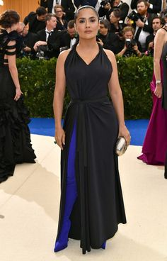The Best Dresses at the 2017 Met Gala - Salma Hayek
