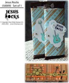 Jesus Rocks $1.25