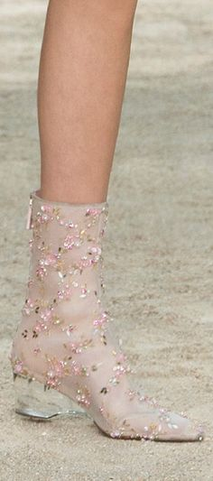 Spring 2018 Haute Couture Chanel