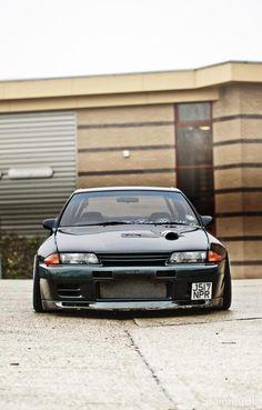 Nissan Skyline gtr r 32 Nissan Skyline Gtr R32, Nissan Gt R, Nissan Gtr Skyline, Nissan 350z, Tuner Cars, Jdm Cars, Silvia S13, Nissan Infiniti, Japan Cars