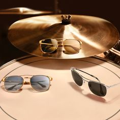 Just like cymbals, you're always gonna want more than one // Grab our timeless frames