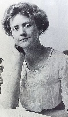 Susan Keating Glaspell (1876-1948), American writer, Pulitzer Prize for Drama (1931).
