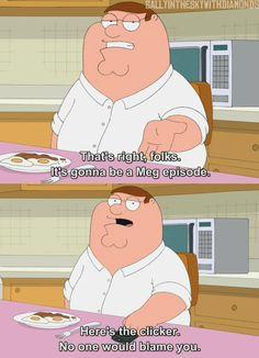 Family Guy - Funniest damn show!