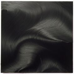 Jason Martin, Primavera - solo exhibition at the Peggy Guggenheim Collection, Venice Lisson Gallery, Peggy Guggenheim, Wattpad, Milanesa, Shades Of Black, Installation Art, Textures Patterns, Art Blog, Contemporary Art