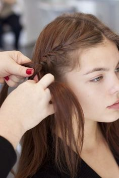4 easy braids for rookies!