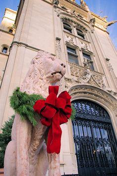 Christmas at Biltmore House