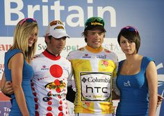 Podium girls by Lucky You x, via Flickr