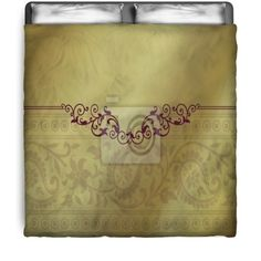 Golden Floral Royal Paisley Duvet Cover at http://www.visionbedding.com/wedding-template-paisley-floral-pattern-royal-india-queen-full-duvet-cover-p-3096201.html