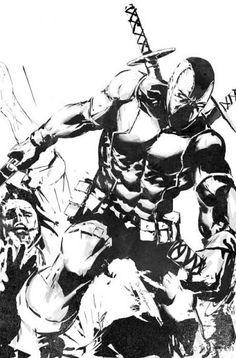 Deadpool by Eric Nguyen