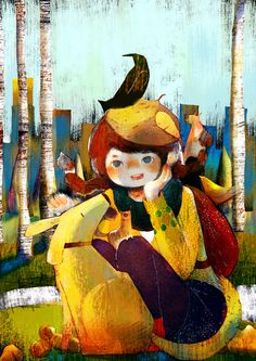 The Art Of Animation, Lisk Feng - http://liskfeng.deviantart.com -...