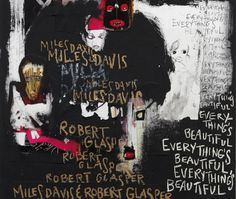 """Everything's Beautiful"" Robert Glasper is a concept album (where Glasper  reimagines interpretations of Miles songs) released on May 27 2016 TODAY in LA COLLECTION RVJ >> http://go.rvj.pm/deh"