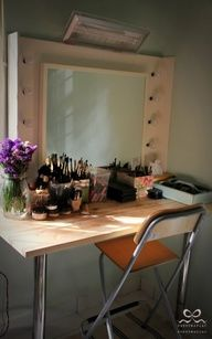 137 Best Diy Vanity Images On Pinterest Home Decor Future House