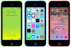 Apple lanza un nuevo iPhone 5c de 8gb - http://www.esvital.com/apple-nuevo-iphone-5c-8gb