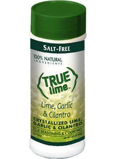 True Lime™ Lime, Garlic & Cilantro - Shaker