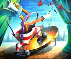 ( ! ) O talento de Evandro Schiavone |