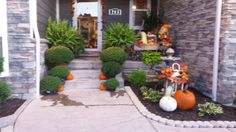 My fall decorations....