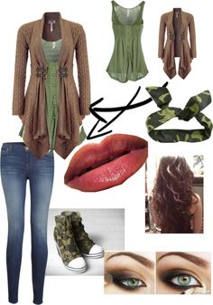 """""""Urban Camoflauge"""" by allicyn-texeira ❤ liked on Polyvore"""
