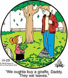 October 23, 1999 | Family Circus