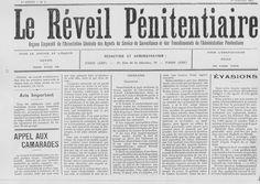 « L'Association Amicale des Gardiens de Prisons » créée le 12 décembre 1905, rallie le mouvement de « défense des salariés de l'Etat » qui considère que « l'Etat est un patron comme les autres » et réclame par conséquent de pouvoir se syndiquer, question...