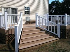 outdoor stair handrail ideas - How To Select The Best Outdoor Stair Railing – Garden Design