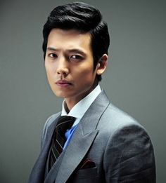 jung kyung ho as Doctor's son in Heartless city...