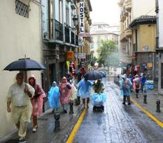 Rain, Shine...or Snow? A Year-Round Guide to Spain's Weather: Rain or Shine? What to Expect in Spain