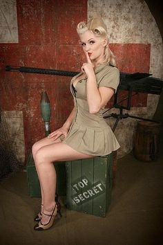 Shhhhhh... great WW2 remake...  - Salute Our Veterans by Supporting the Businesses of www.VeteransDirectory.com and Hiring Veterans. Post Jobs at www.HireAVeteran.com