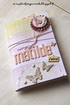 scrapbooking peanuts - Matilde