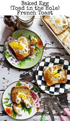 Toad in a hole| 31 Life-Changing Ways To Eat French Toast