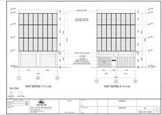 Thiết Kế Thi Công Nhà Thép Tiền Chế Tại Quận Tân Phú Floor Plans, Floor Plan Drawing, House Floor Plans