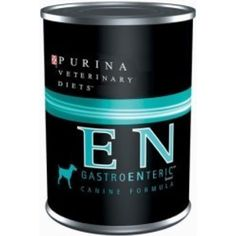 Purina Veterinary Diets EN Gastroenteric Formula Canned with Probiotics Dog Food, case of 12 by Purina Veterinary Diets ~ To check this awesome product by going to the link at the image. (This is an affiliate link and I receive a commission for the sales) Nursing Supplies, Pet Supplies, Wet Dog Food, Pet Food, Canned Dog Food, Probiotic Foods, Formula Cans, Dog Itching, Dog Dental Care