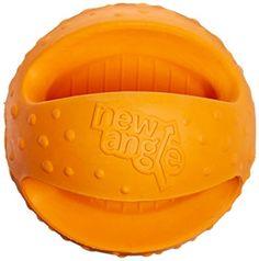 New Angle Mystery Ball Aktiveringsboll Orange i gruppen Hundleksaker / Aktiveringsleksaker hos Dogmania (1503)