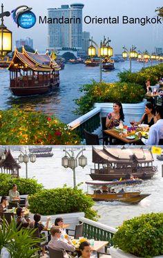 Mandarin Oriental Bangkok #Hotel #Resort #Bangkok
