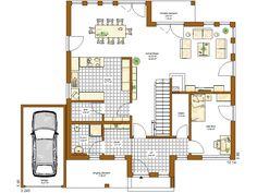 Innovation R (R140_2_V13) Grundriss Erdgeschoss