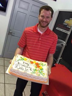 Dale Jr 40th Birthday
