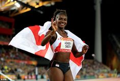 European champion Dina Asher-Smith is arguably the leading British female in any sport Female Athletes, Women Athletes, Dina Asher Smith, Fit Black Women, Monica Brant, Michelle Lewin, Boxing Workout, Track And Field, Judo