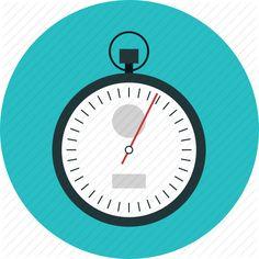 chronometer icon vector (512×512)