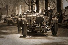 Classic racer pre war - pre war racer